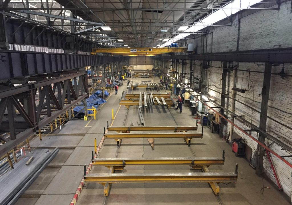 Elland Steel manufacturing facility