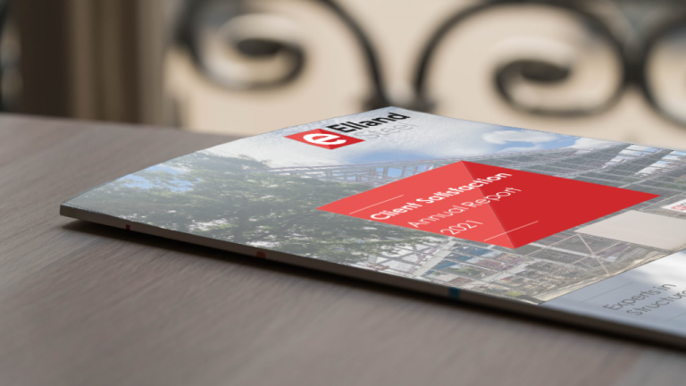 Elland Steel Client Satisfaction Annual Report 2021